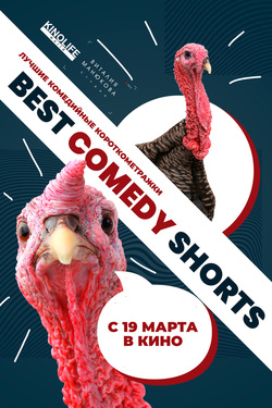 BEST COMEDY SHORTS. Афиша кино